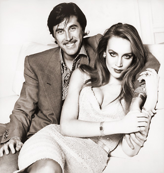 Bryan Ferry & Jerry Hall